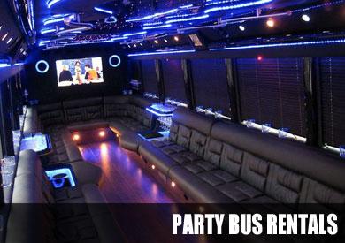 Lexington Party Bus Rental