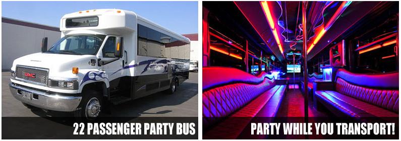Party Bus Rentals Lexington