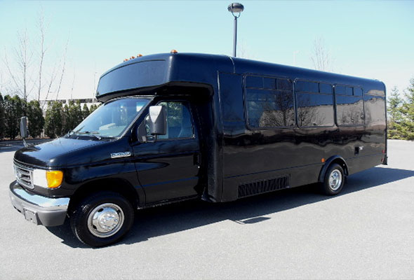 18 Passenger Party Buses Lexington