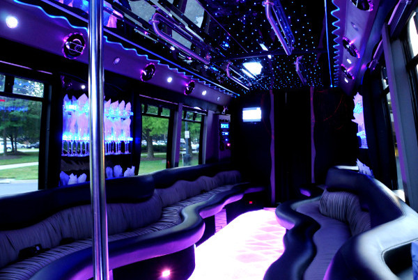 22 Seater Party Bus LexingtonKY