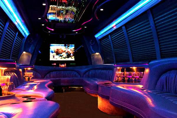 Lexington 18 Passenger Party Bus