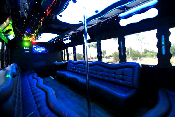 Party Bus For 40 People Lexington