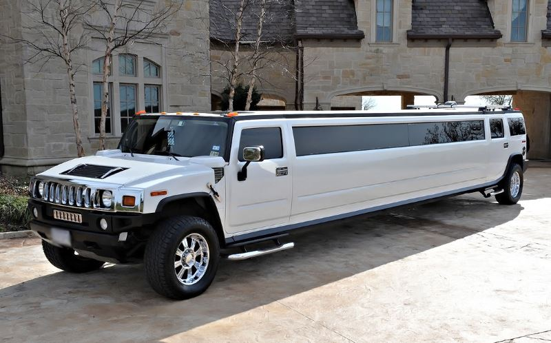 Lexington 20 Passenger Limo