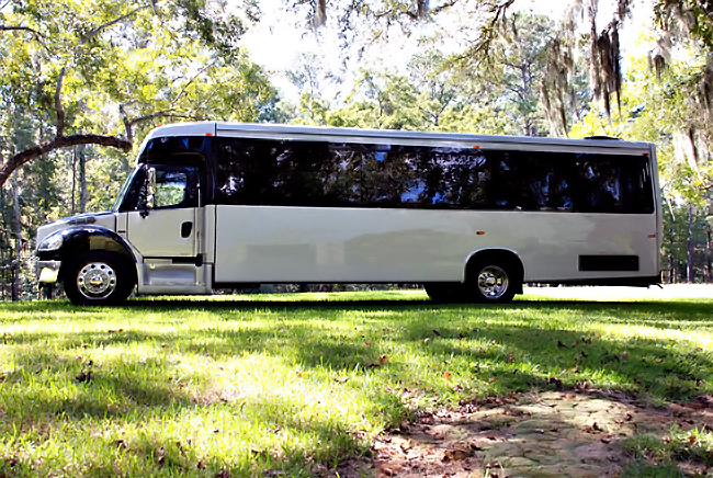 Lexington 40 Person Shuttle Bus